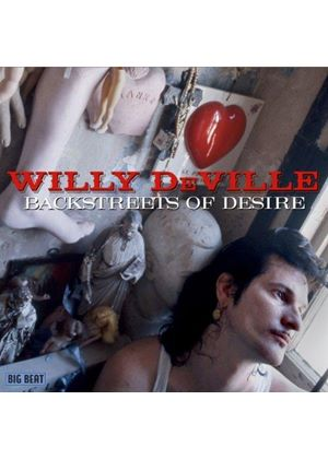 Willy DeVille - Backstreets of Desire (Music CD)