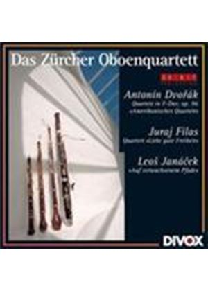 Zurich Oboe Quartet (Music CD)