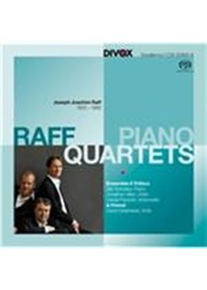 Raff: Piano Quartets (Music CD)