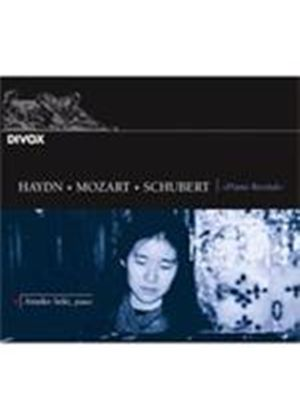 Haydn; Mozart; Schubert: Piano Works (Music CD)