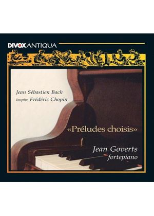 Préludes choisis (Music CD)