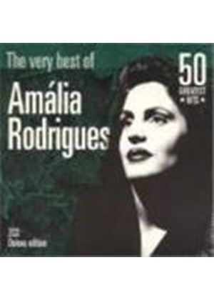 Amalia Rodrigues - Very Best Of Amalia Rodrigues, The