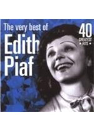 Edith Piaf - Very Best Of Edith Piaf, The
