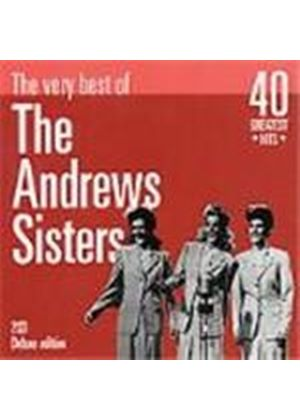 Andrews Sisters - Very Best Of The Andrews Sisters, The