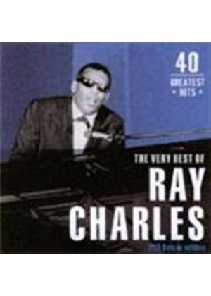 Ray Charles - The Very Best Of [Spanish Import]