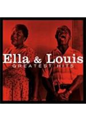 Ella Fitzgerald & Louis Armstrong - Greatest Hits (Music CD)