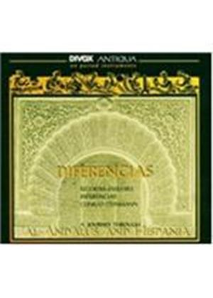 A Journey Through Al-Andalus and Hispania (Music CD)
