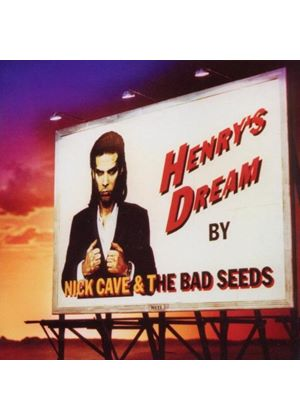 Nick Cave & The Bad Seeds - Henry's Dream [Remastered] (Music CD)