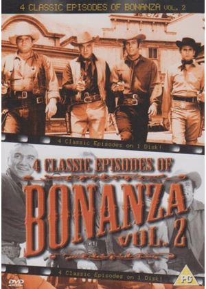 Bonanza - Desert Justice / Escape To The Ponderosa / The Avenger / San Francisco