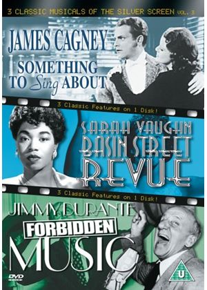 3 Classic Musicals Of The Silver Screen - Vol. 3