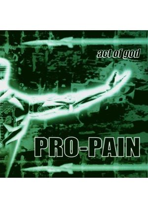 Pro Pain - Act Of God (Music Cd)