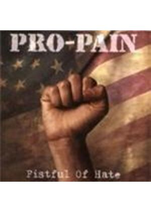 Pro Pain - Fistful Of Hate (Music Cd)