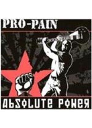Pro Pain - Absolute Power (Music CD)
