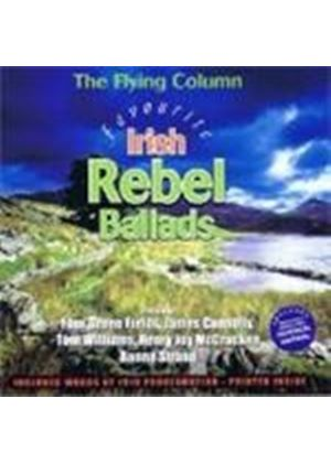 Various Artists - Irish Rebel Ballads (Music CD)