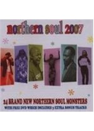 Various Artists - NORTHERN SOUL 2007 + DVD
