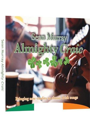 Sean Murray - Almighty Craic (Music CD)