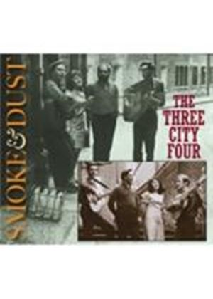 Three City Four - Smoke And Dust (Music CD)
