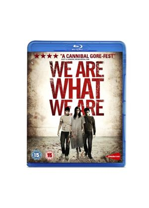 We Are What We Are (Blu-ray)