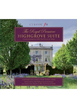 Various Artists - The Highgrove Suite (Music CD)