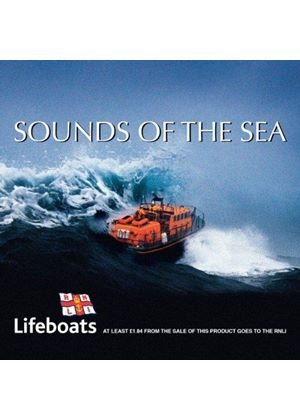 Sounds of the Sea (Music CD)