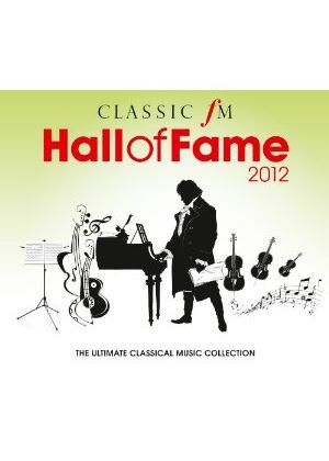 Classic FM Hall of Fame 2012 (Music CD)
