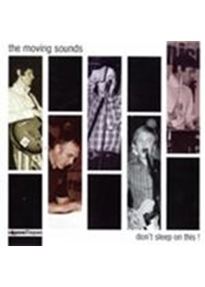 Moving Sounds (The) - Don't Sleep on This! (Music CD)
