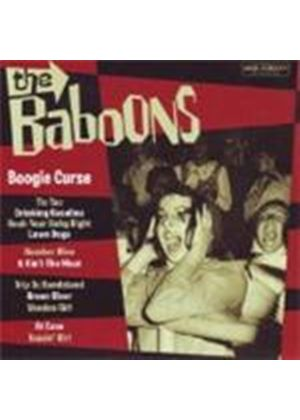 The Baboons - Boogie Curse
