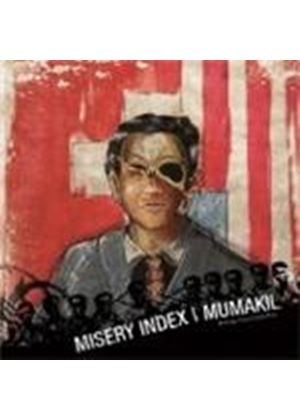 Misery Index/Mumakil - Split (Music CD)