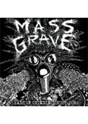 Massgrav - 5 Years Of Grinding Crust-Core (Music CD)