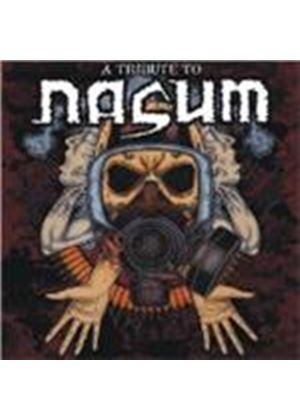 Various Artists - Tribute To Nasum (Music CD)