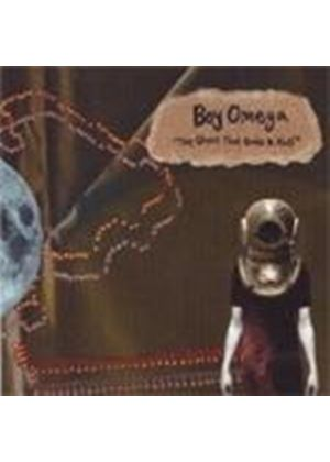Boy Omega - Ghost That Broke In Half, The (Music CD)
