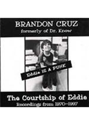 Brandon Cruz - Eddie Is A Punk (Music CD)