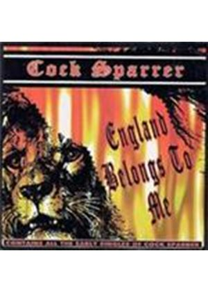 Cock Sparrer - England Belongs To Me (Music CD)