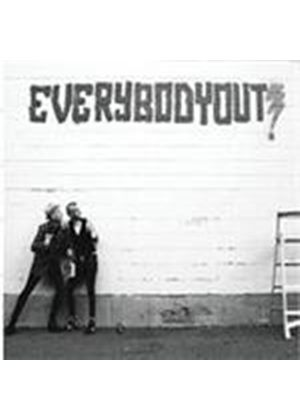 Everybody Out - Everybody Out (Music CD)