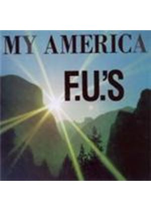 FU's - My America (Music CD)