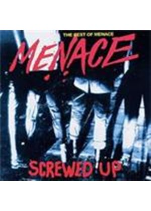 Menace - Screwed Up (The Best Of Menace) (Music CD)