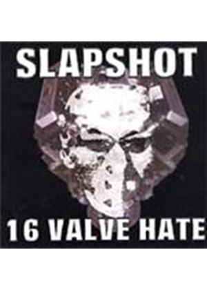 Slapshot - 16 Valve Hate (Music CD)