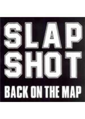 Slapshot - Back On The Map (Music CD)