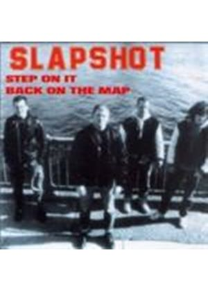 Slapshot - Step On It/Back On The Map (Music CD)