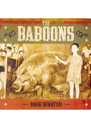 Baboons (The) - Back Scratch (Music CD)