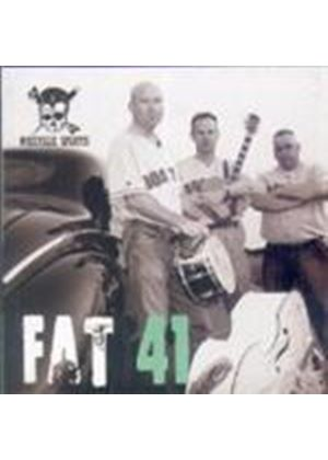 Wigsville Spliffs - Fat 41 (Music CD)