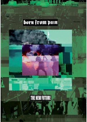 Born from Pain - New Future (Music CD)