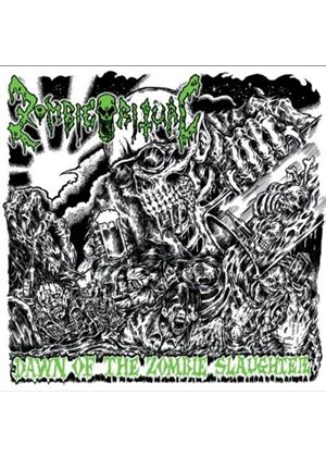 Zombie Ritual - Dawn of the Zombie Slaughter (Music CD)