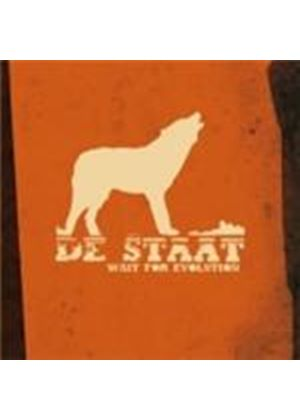 De Staat - Wait For Evolution (Music CD)