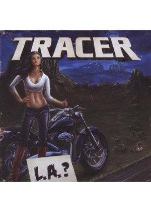 Tracer - L.A.? (Music CD)
