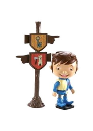 Mike The Knight 3 Inch Figure With Accessory - Mike In Tunic