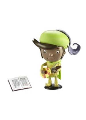 Mike The Knight 3 Inch Figure With Accessory - Fernandov