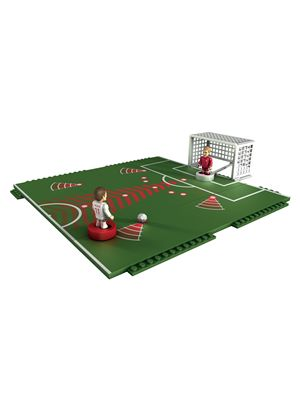 FA Footballers Character Building Penalty Shoot Out With 2 Figures