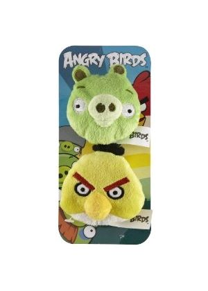 Angry Birds Plush Bean Bags - Two Pack