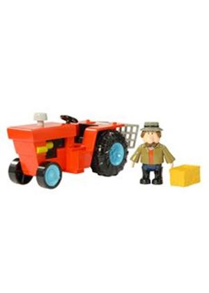 Postman Pat Vehicle and Accessory - Alf Thompson's Tractor
